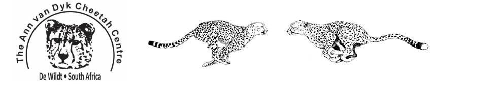 The Ann van Dyk Cheetah Centre