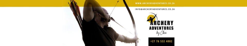 ARCHERY ADVENTURES by Chris