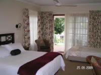 Deluxe room number 1