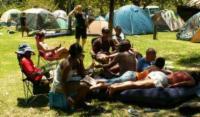 Campsite with Elec