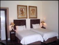 Twin Room with En - Suite Bathroom
