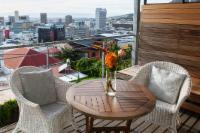 Apartment Balcony /Sea City views