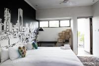 Room 6 - Black & White Room