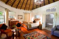 Luxury African Hut Double