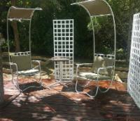 Luxury garden rooms king or twin
