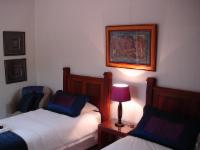 Standard Double Room twin bed