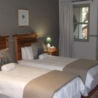 Room 6 Self Catering Twin beds
