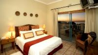 Sea facing double room with balcony