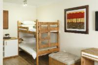 Family Room - Double bed & Bunk Bed