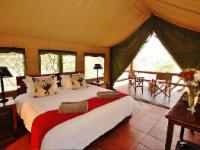 African-Style Luxury Safari Tent 1