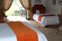 Standard Twin bedded rooms