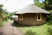 Riverside Hut 1