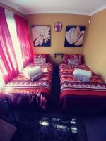 Room 5 - Ground 2 Single Beds Inside