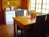 Timber cottages (sharing kitchen)