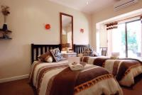 Luxury Twin bedrooms