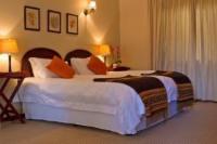 Luxury twinbedded room