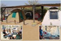 Camping - non waterfront, shaded big