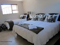 Self Catering facilities- twin beds
