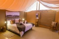 Eco Camp Tented Room