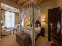 Courtyard Luxury Double Suite