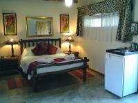 Double Bed Room 2 - Leopard