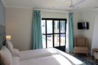 Patio Deluxe Rooms in the Villa