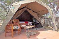Civet Safari Tent