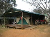 5 Sleeper Safari Tent