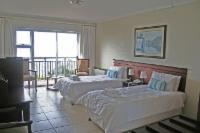 Standard Twin Sea-facing Room