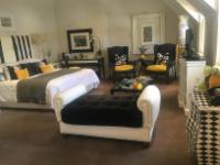 Luxury Suite Black & Yellow