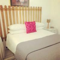 Self catering with double bed