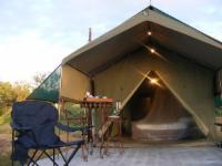 African Dream Tent