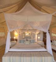 Cottar's Camp Luxury Double Tent