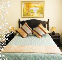 Room 12 (Double bed & Single bedroom)