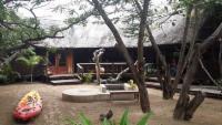 Safari camp room