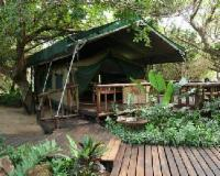 Safari Tent 3:Tented camp/Self contained