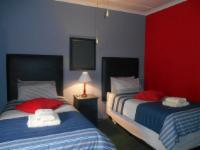 Twin Rooms with 2 single beds