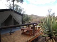 4 Star Safari Tent