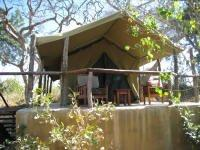 Safari Style Tent