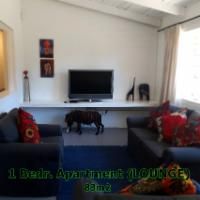 Ground Floor: 1Bed Apartment Lounge