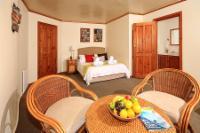 Room 2 - Ground Floor Garden View Suite