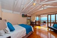Honeymoon Suite with sea view balcony