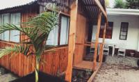 Wooden Twin Cabana