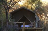 Nambwa Lagoon Camp Meru Tent