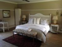 Orange Blossom Deluxe Room