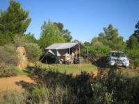 Caravan/ tent Site 7
