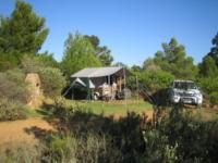 Caravan/ tent Site 8