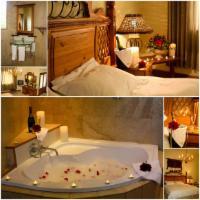 HoneymoonSuite30 Fountain KingBathShower