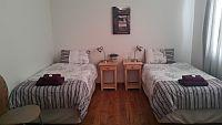 Self-Catering Room - Twin beds
