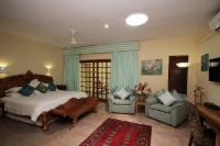 A Double Deluxe Room